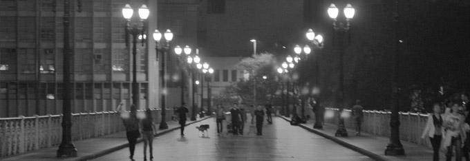 Fotografando Uma Noite Em São Paulo
