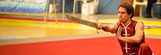 Seletiva Paulista De Kung-Fu Em Mauá