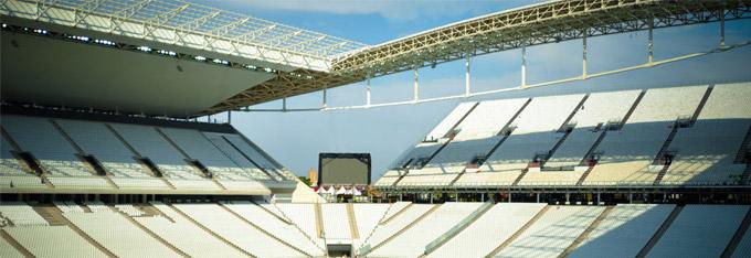 Arquitetura E Interiores – Palco Da Abertura Da Copa Do Mundo 2014
