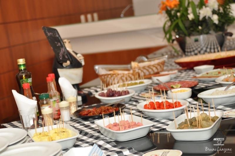 Excepcional Festa de aniversário ao estilo Boteco IX51