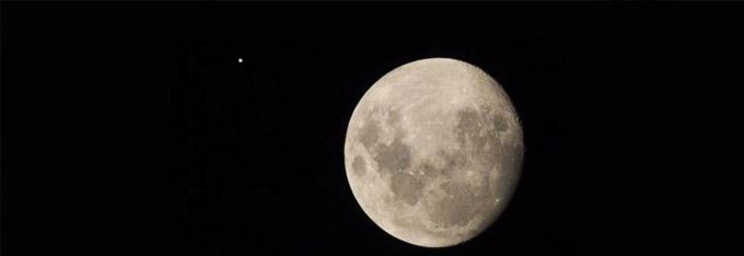 Fotografando A Super Lua