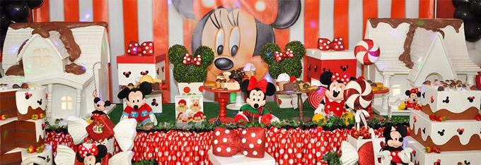 Dica De Decoração Da Minnie Mouse