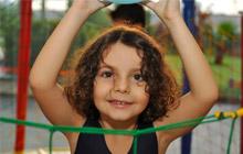 Ana Luiza – 4 Anos