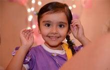 Camilla – 4 Anos